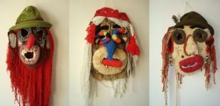 Grundtvig Workshop - Mask making