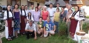 Awakening the Green Man - România